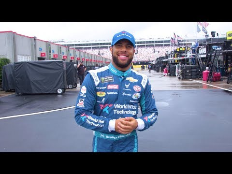 43 Questions with Bubba Wallace