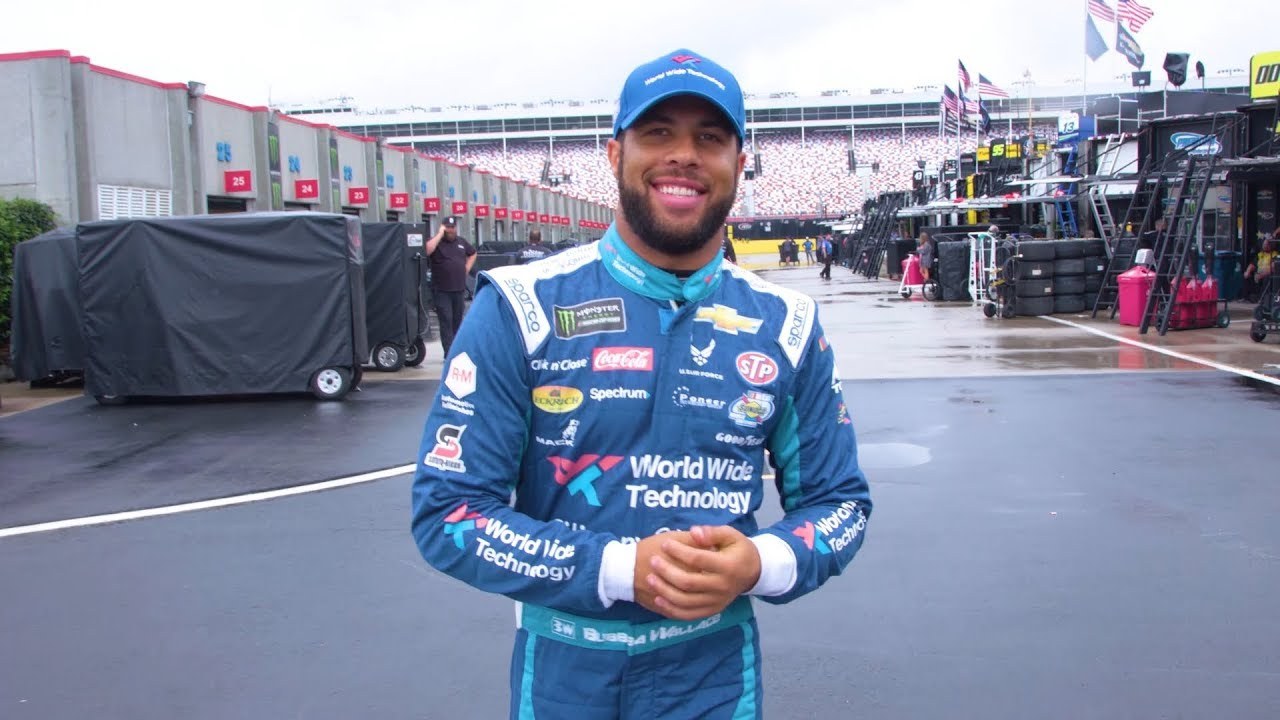 Questions With Bubba Wallace Youtube