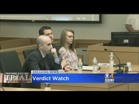 Closing Arguments Made In Michelle Carter Texting Suicide Trial