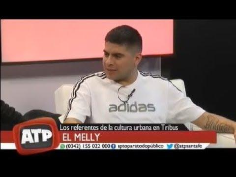 El Melly y Alto Vuelo - Dom. 05/08: SolidariRap en Tribus Bar - ATP 03 08 18