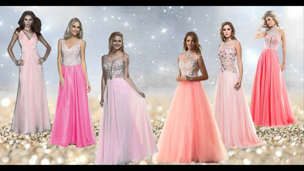 Popprom - Debs Prom Dresses - YouTube