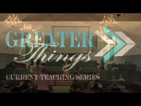 Greater Things: 04 Greater Contribution
