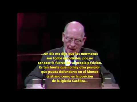 LEGRAND RICHARDS: CATOLICISMO O MORMONISMO