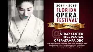 2014-15 Florida Opera Festival