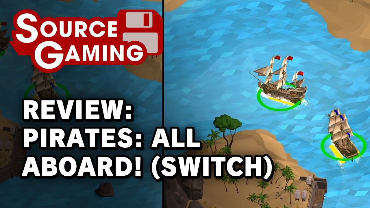 Pirates: All Aboard! (Switch) Review