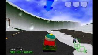 SOUTH PARK RALLY (PLAYSTATION)