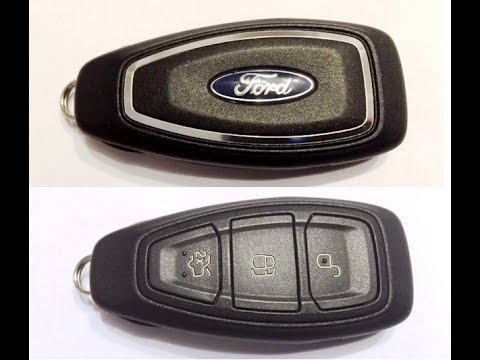 Best How To Change Ford Keyless Remote Key Battery Kuga C Max Mondeo Fiesta Focus