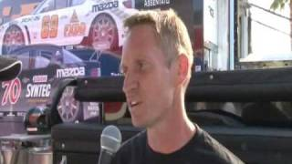 Press Pass: David Haskell Interview at HMS Test