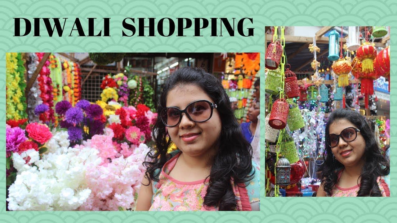 Diwali Shopping Crawford Market Mumbai Youtube