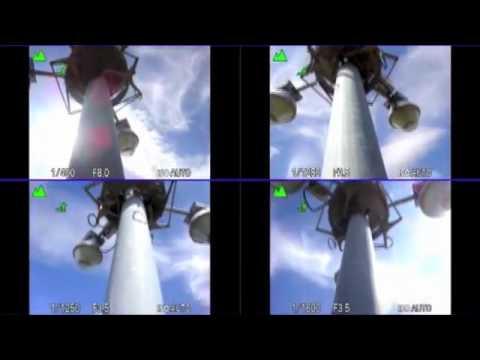 High Mast Light Pole (HMLP) Inspection Services Video 2016