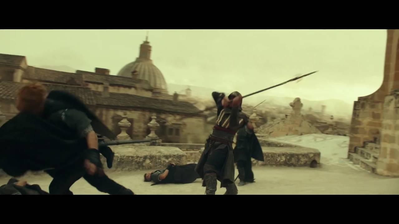 Download Assassins Creed Trailer 1 Deutsch German 2016 Offiziell mit Michael Fassbender und Marion Cottiliard