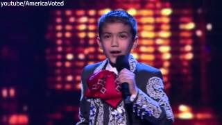 ☆ America Voted ☆ - Sebastien El Charro De Oro - America's Got Talent - Wild Card