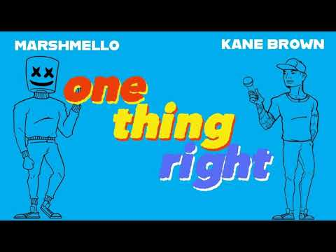 Download Lagu  Marshmello x Kane Brown - One Thing Right 1 hour Mp3 Free