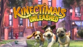 Kinectimals Unleashed - Pet Dog Simulation Windows Xbox Kids Games