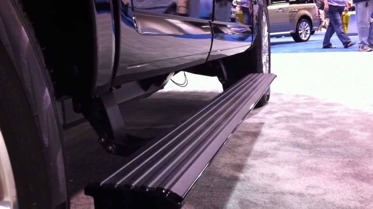 Ford Expedition Power Running Boards 1 2 Youtube
