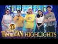 Tawag ng Tanghalan: Vice Ganda talks about vacation plans with It's Showtime family