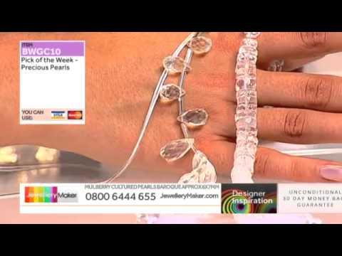 How to make genuine gemstone jewellery - JM DI 08/10/14
