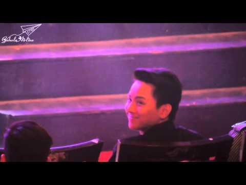 Hoài Lâm - Những khoảnh khắc trong đêm trao giải Làn Sóng Xanh 2015