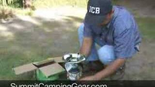 How to Use a Coleman 1 Burner Propane Stove(, 2008-04-24T15:05:00.000Z)