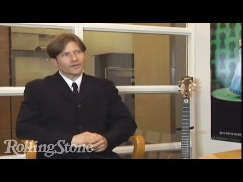 Off The Cuff With Peter Travers: Crispin Glover