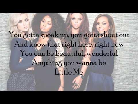 Little Mix - Little Me (with Lyrics)