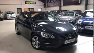 Volvo S60 D4 Busines Edition 2.0 Diesel For Sale