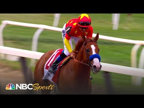 Top moments from Justify's 2018 Triple Crown win | NBC Sports