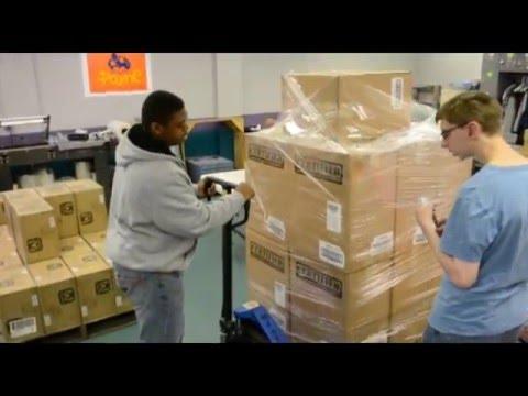 Warehouse Assistant program with Natjun