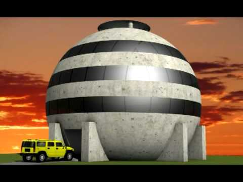 Pyramid Dome Sphere Castle Homes That You Never Have