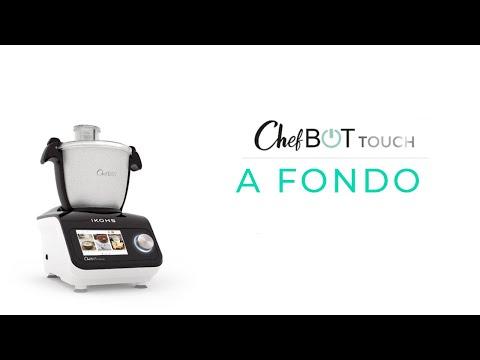 Ikohs Chefbot Touch, cocina como un chef al precio más ajustado