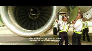 5th Sky Angkor Airlines Advertisement video