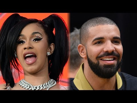 Cardi B & Drake Lead 2018 AMA Nominations + BIGGEST Snubs & Surprises Mp3