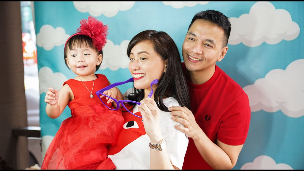 { Amanda's 2nd Birthday } MTv Style Video at Jollibee | Photo & Video package for Children's Party