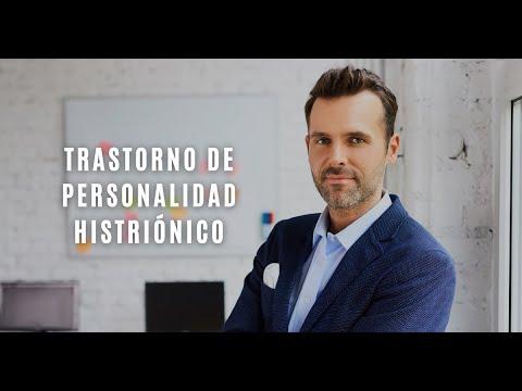 Podcast #41 Dr. Alberto Fernández / Trastorno de Personalidad Histriónico