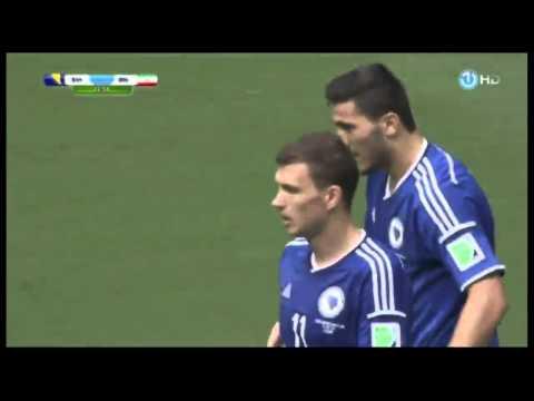 Bosna i Hercegovina - Iran 1:0
