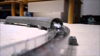 磁気浮上式鉄道(模型)