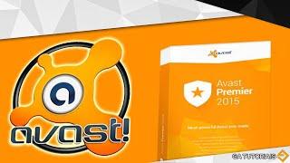 Como Baixar e Ativar Avast Premier 2016 COMPLETO