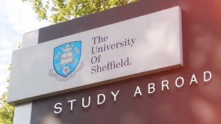 Repeat youtube video Study Abroad at the University of Sheffield