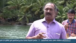 جزر في الهند مهددة بالغرق