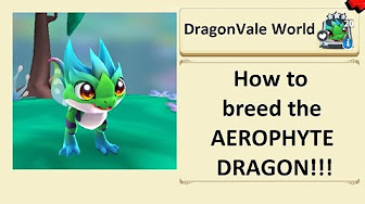Air Dragons in DragonVale World - YouTube