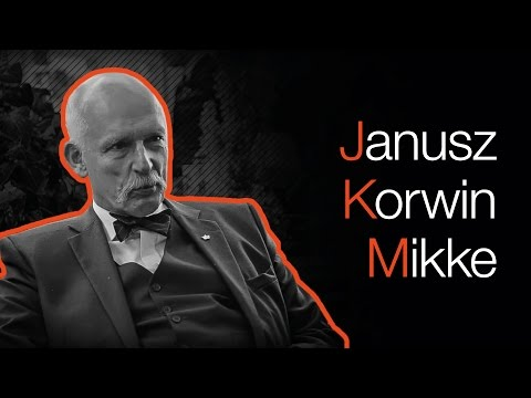Janusz Korwin Mikke Wywiad