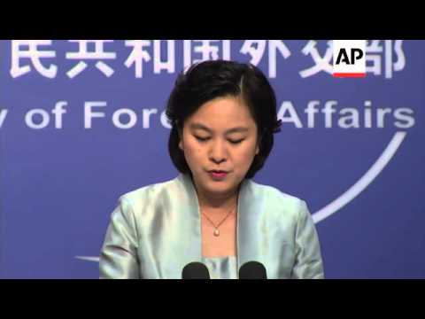 Foreign affairs official comments on Iraq