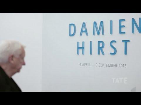 Michael Craig-Martin on Educating Damien Hirst | TateShots