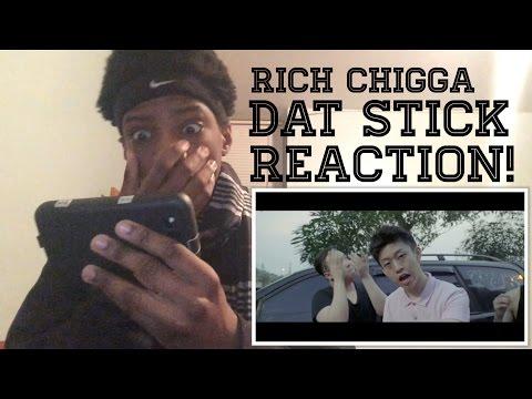 Rich Chigga Dat Stick REACTION!