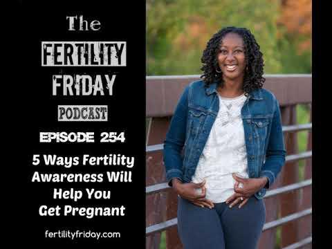 FFP 254 | 5 Ways Fertility Awareness Will Help You Get Pregnant | Lisa | Fertility Friday