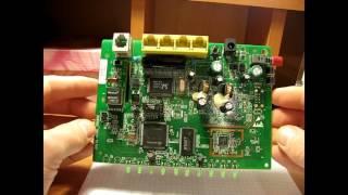 Модем ADSL ZXV10 H108L неисправность.(Устранена неисправность в модеме ADSL ZXV10 H108L. Данный модем проработал четыре года. Заменены конденсаторы..., 2016-03-17T09:35:33.000Z)