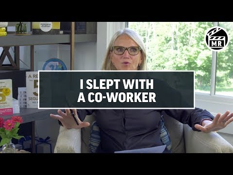 How Do I Handle Sleeping With A Co-Worker? | Mel Robbins
