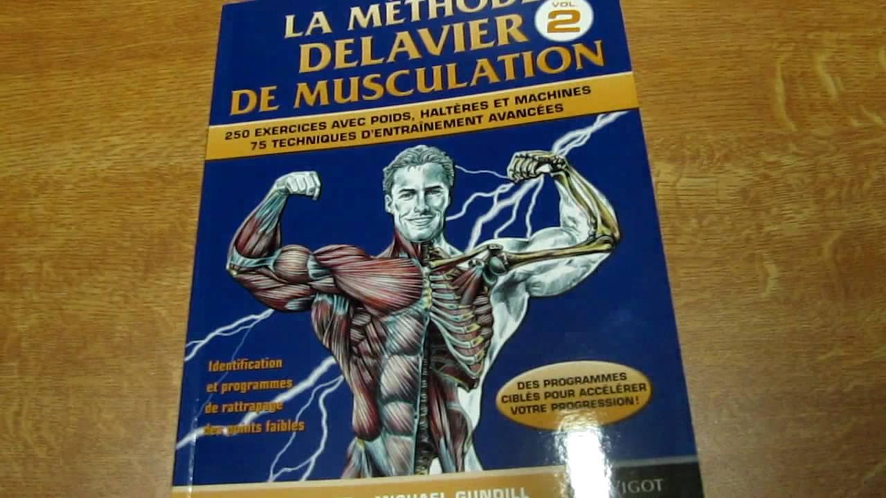la methode delavier de musculation pour la femme