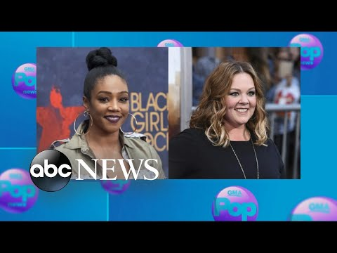 Melissa McCarthy and Tiffany Haddish to co-star in a mob drama