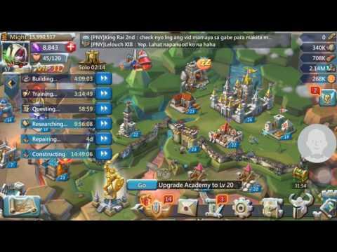 Lords Mobile: Kvk (Kingdom Clash)